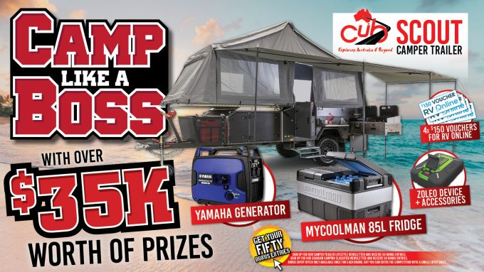 camp like a boss minor prizes woobox